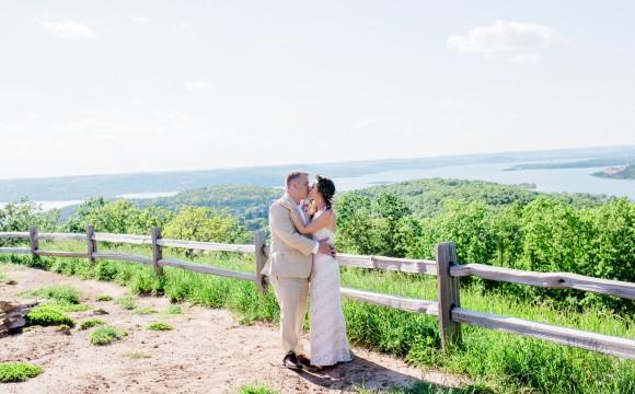 Jacqlyn and Jonathon | Big Cedar Elopement