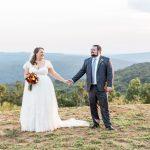 Lindsey + Clark   Mulberry Mountain Wedding