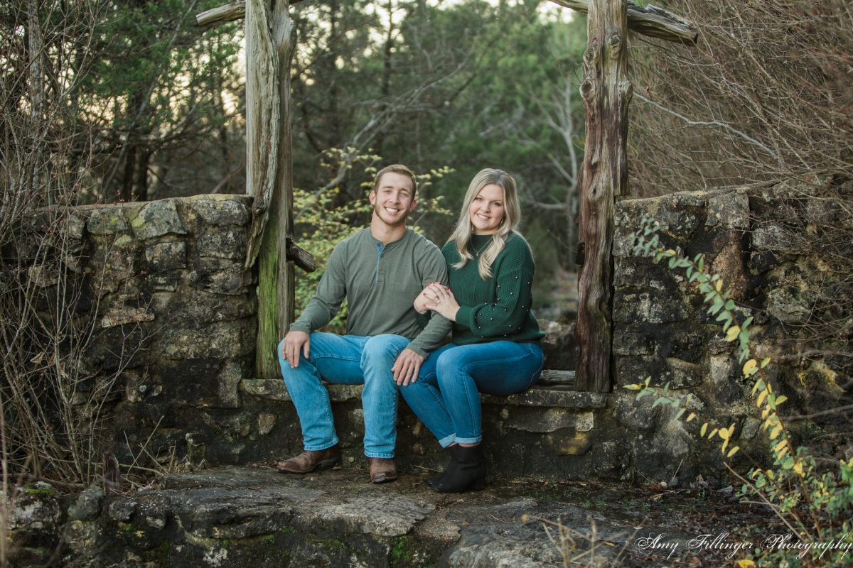 Seth and Kaitlyn | Branson Proposal Photographer