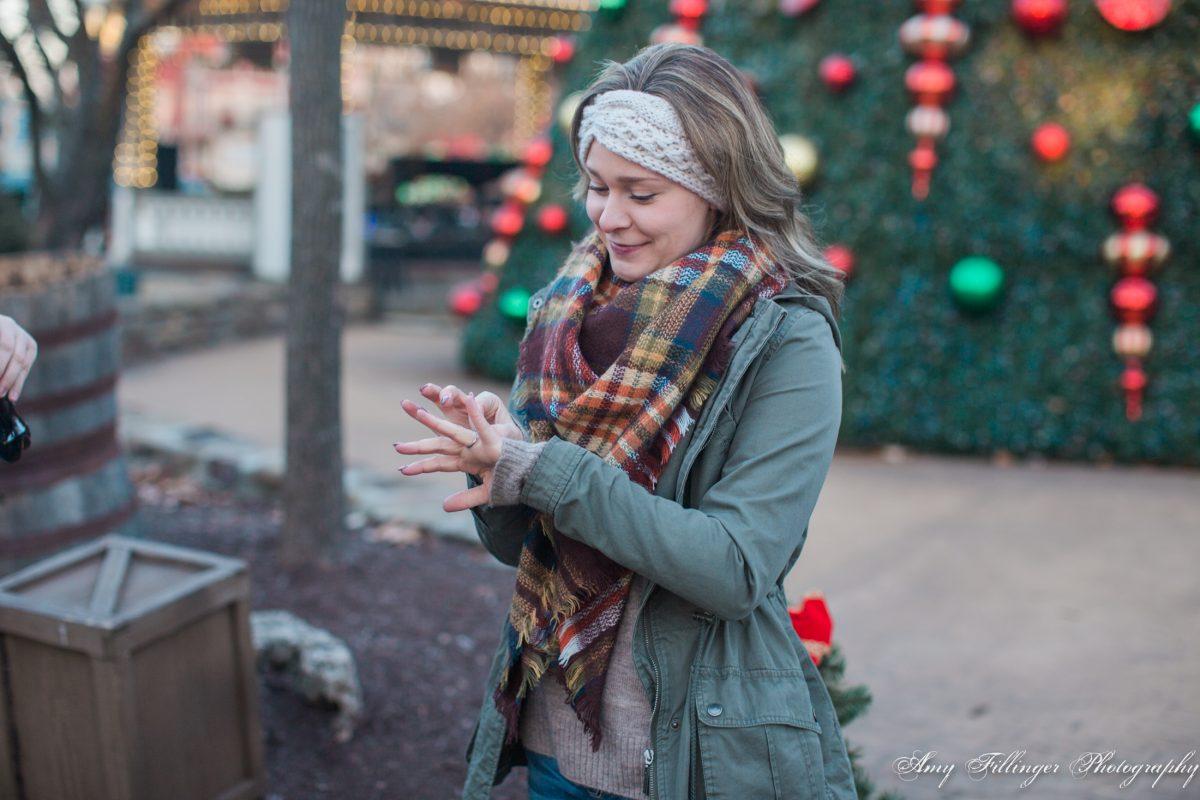 Silver Dollar City Proposal by Branson Proposal Photographer Amy Fillinger #bransonproposal #proposalideas #engagementphotography #bransonphotographers #bransonphotography #bransonphotographer #bransonmo #explorebranson