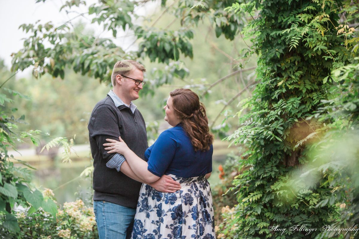 Emily and Dan's Big Cedar Engagement Session with Branson Engagement Photographer Amy Fillinger Photography