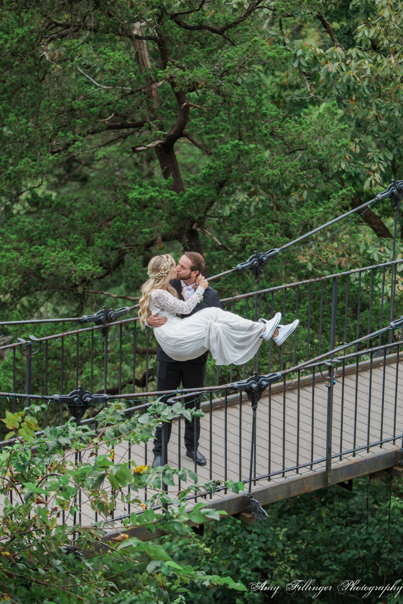 Big Cedar elopement