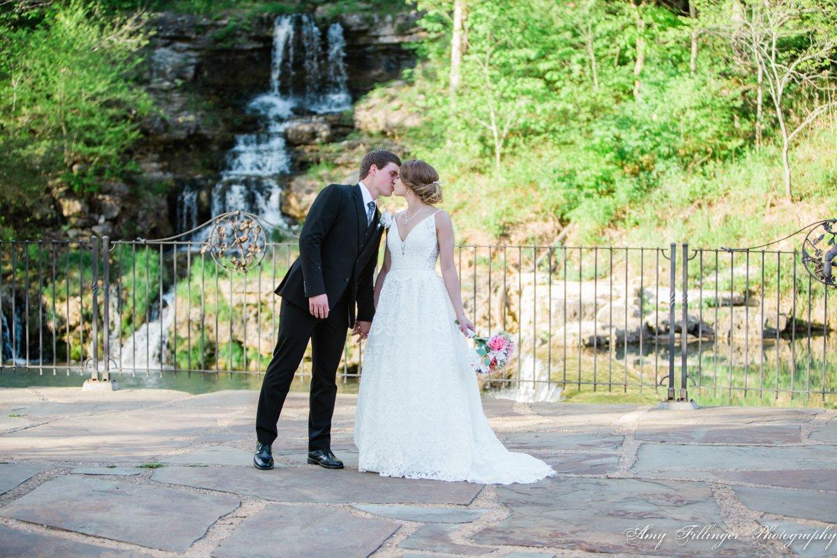 DJ and Haily | Dogwood Canyon Wedding
