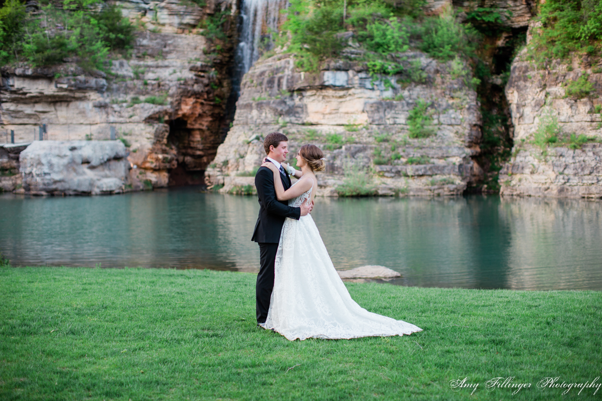 DJ and Haily | Dogwood Canyon Wedding