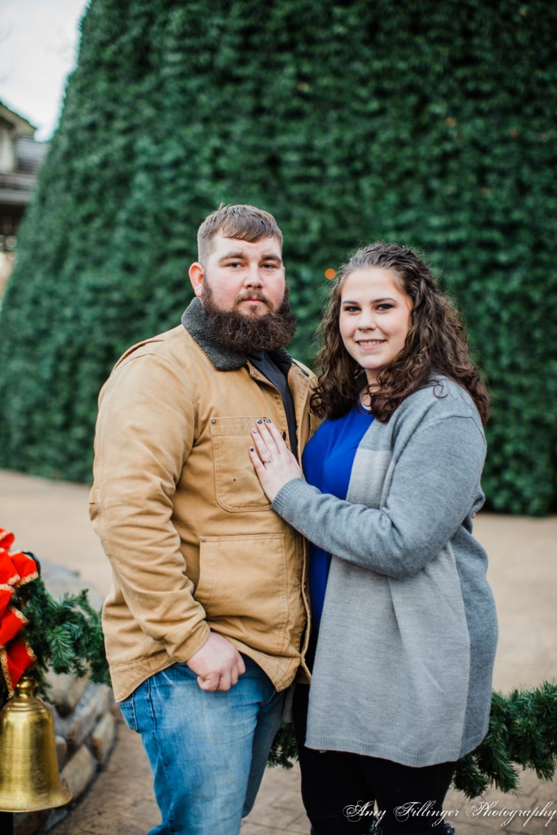 Branson proposal photographer | Silver Dollar City Proposal