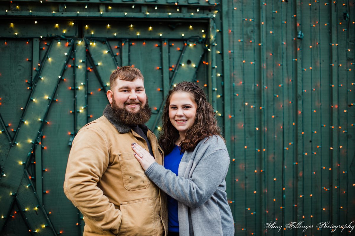 NWA engagement photographer
