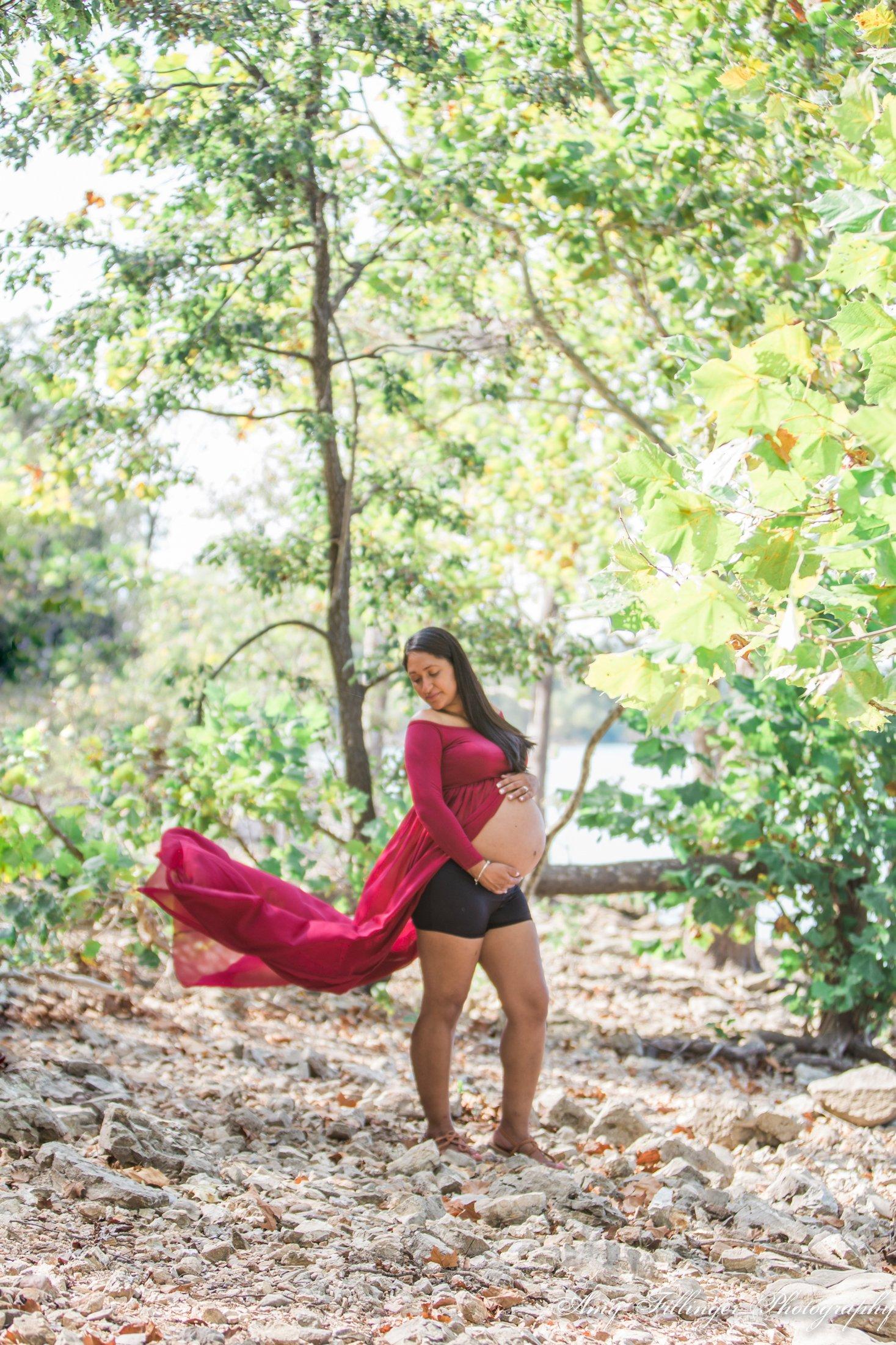 Branson maternity photographer