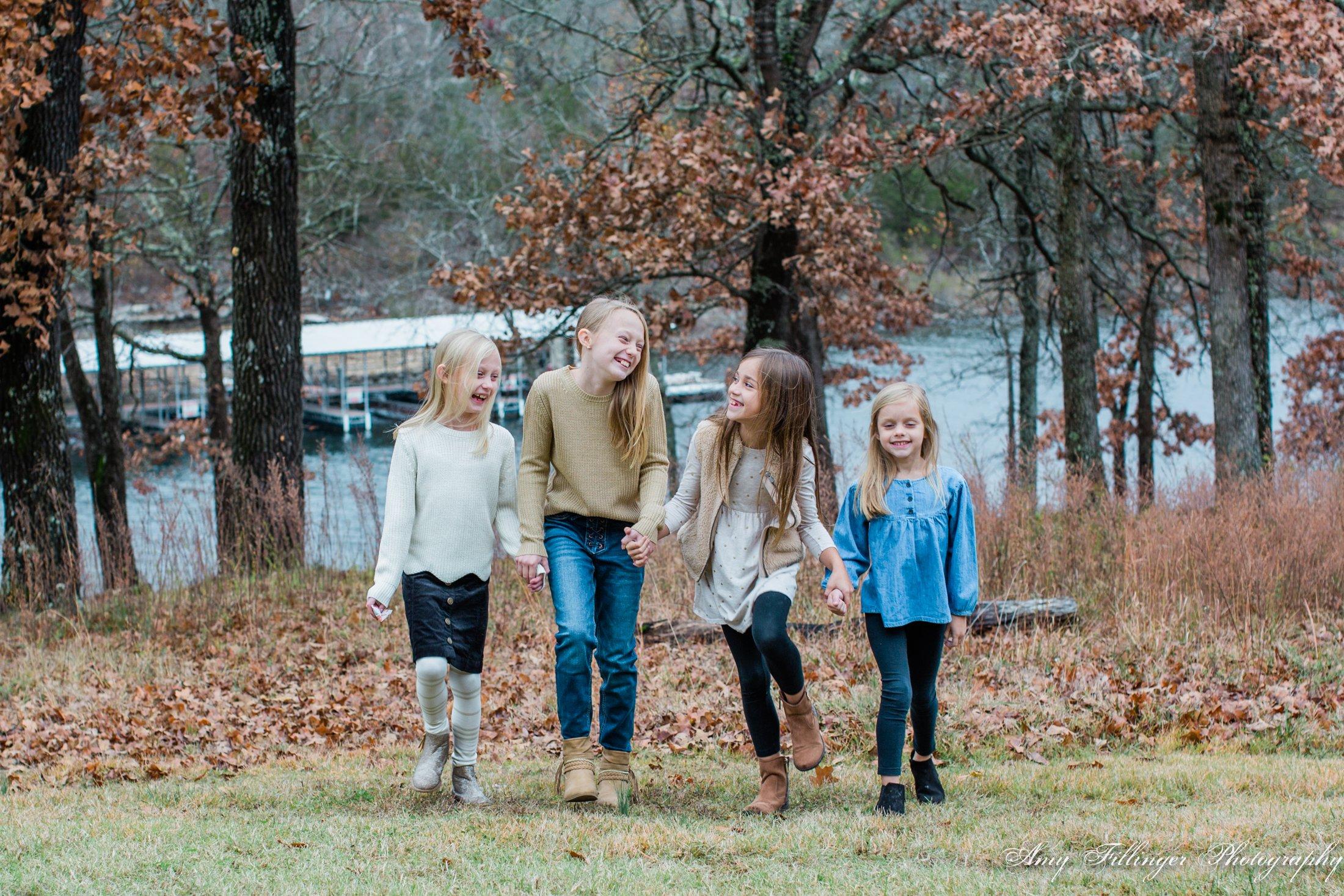 Branson family photos