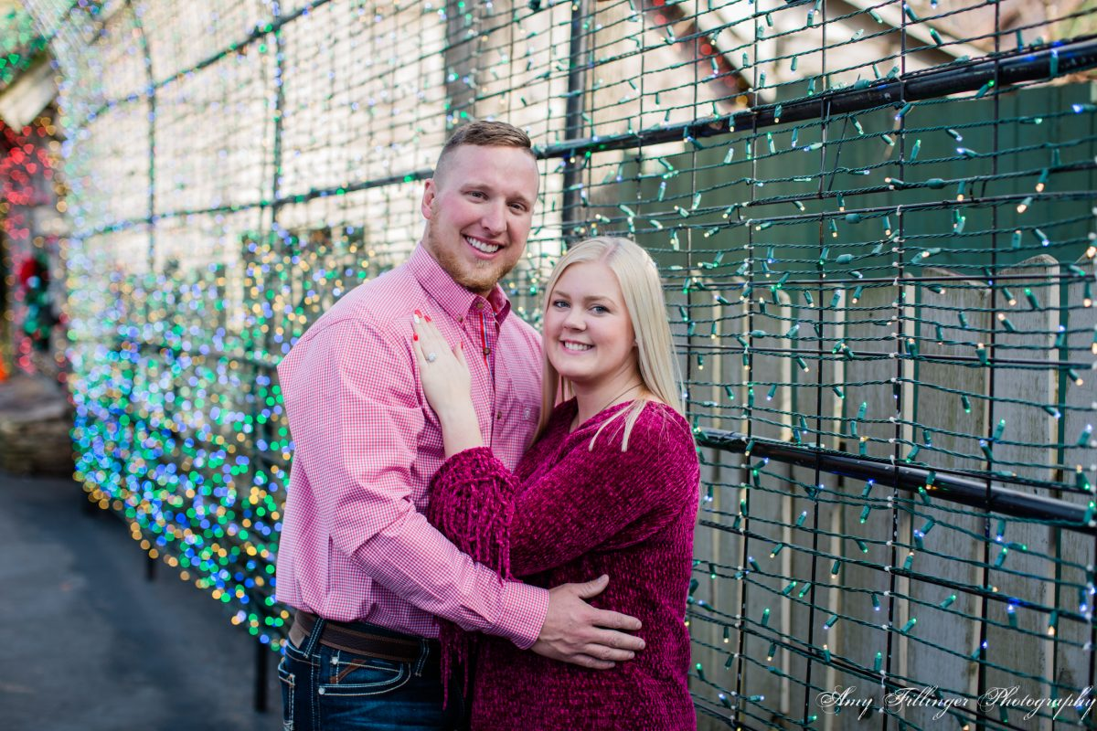 Silver Dollar City engagement