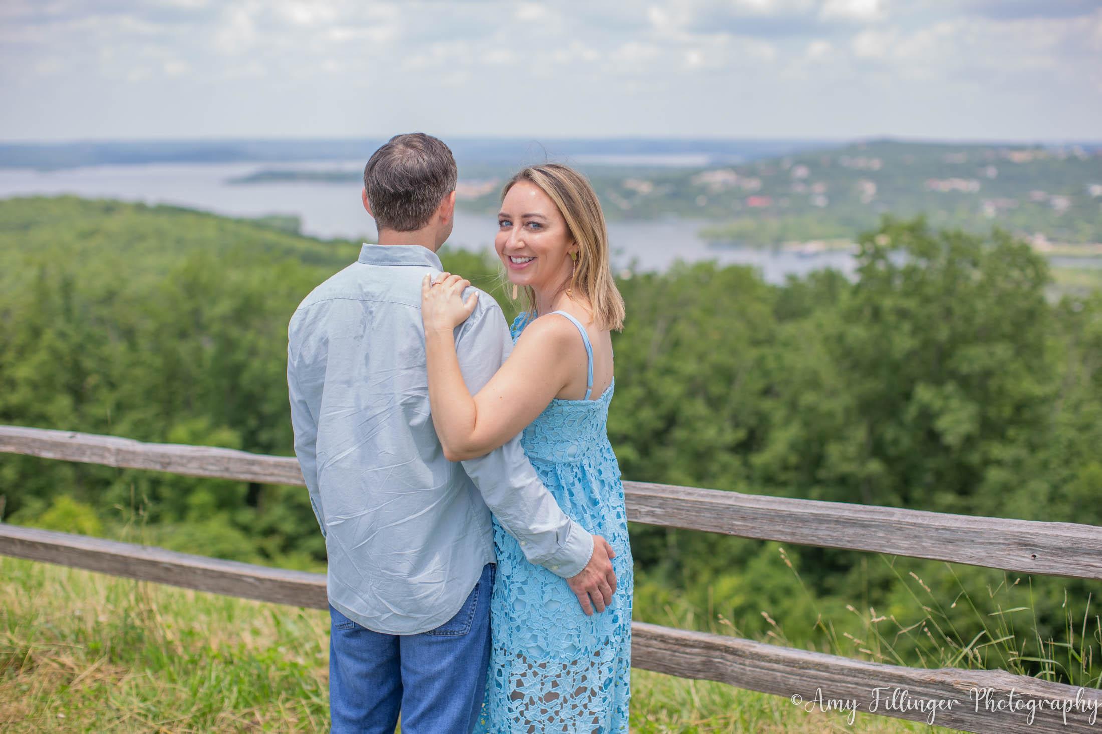 Big Cedar Engagement session