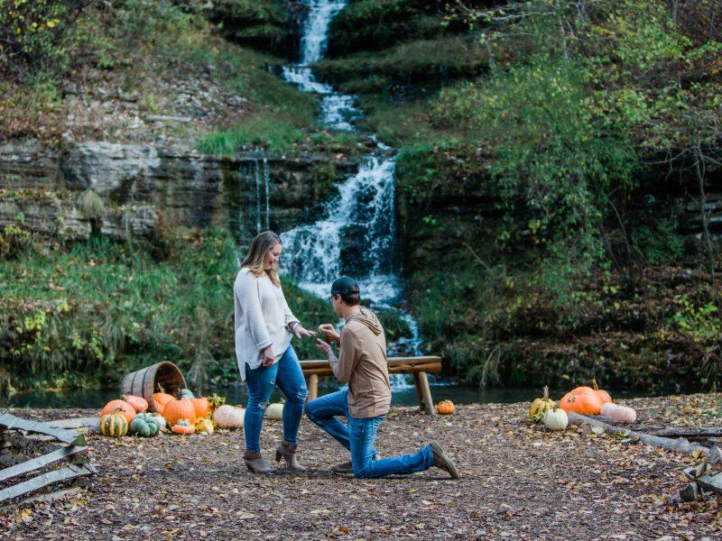 Branson proposal photographer